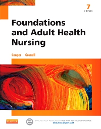 cover image - Evolve Resources for Foundations and Adult Health Nursing,7th Edition