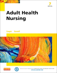 cover image - Evolve Resources for Adult Health Nursing,7th Edition