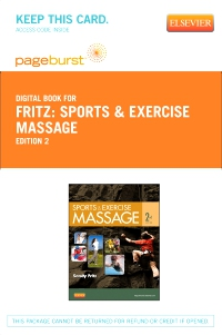 cover image - Sports & Exercise Massage - Elsevier eBook on VitalSource (Retail Access Card),2nd Edition