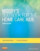 cover image - Evolve Resources for Mosby's Textbook for the Home Care Aide,3rd Edition