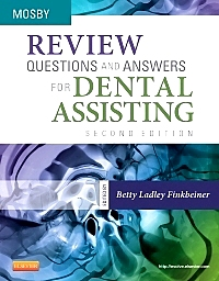 cover image - Evolve Resources for Review Questions and Answers for Dental Assisting,2nd Edition