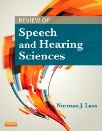 cover image - Review of Speech and Hearing Sciences - Elsevier eBook on VitalSource