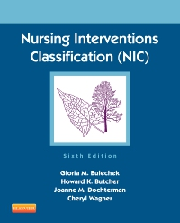cover image - Nursing Interventions Classification (NIC) - Elsevier eBook on VitalSource,6th Edition