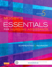 cover image - Mosby's Essentials for Nursing Assistants,5th Edition