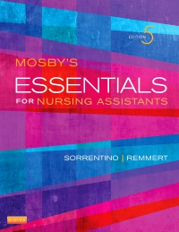 cover image - Evolve Resources for Mosby's Essentials for Nursing Assistants,5th Edition