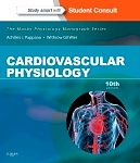 cover image - Evolve Resources for Cardiovascular Physiology,10th Edition
