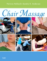 cover image - Chair Massage - Elsevier eBook on VitalSource