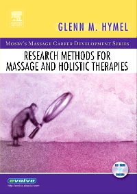 cover image - Research Methods for Massage and Holistic Therapies - Elsevier eBook on VitalSource