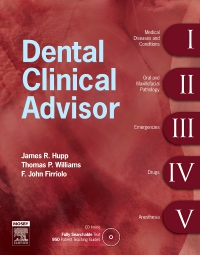 cover image - Dental Clinical Advisor - Elsevier eBook on VitalSource