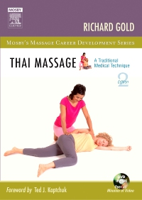 cover image - Thai Massage - Elsevier eBook on VitalSource,2nd Edition