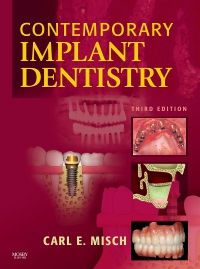 cover image - Contemporary Implant Dentistry - Elsevier eBook on VitalSource,3rd Edition
