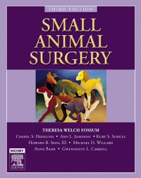 cover image - Small Animal Surgery Textbook - Elsevier eBook on VitalSource,3rd Edition