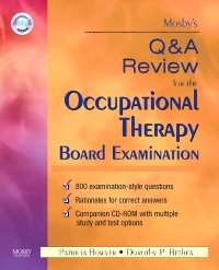 cover image - Mosby's Q & A Review for the Occupational Therapy Board Examination - Elsevier eBook on VitalSource
