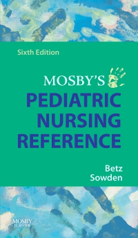 cover image - Mosby's Pediatric Nursing Reference - Elsevier eBook on VitalSource,6th Edition