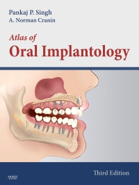 cover image - Atlas of Oral Implantology - Elsevier eBook on VitalSource,3rd Edition