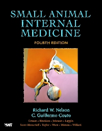 cover image - Small Animal Internal Medicine - Elsevier eBook on VitalSource,4th Edition