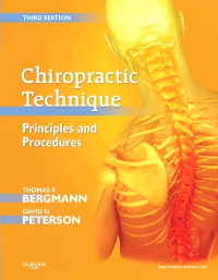 cover image - Chiropractic Technique - Elsevier eBook on VitalSource,3rd Edition
