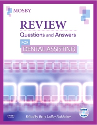 cover image - Review Questions and Answers for Dental Assisting - Elsevier eBook on VitalSource