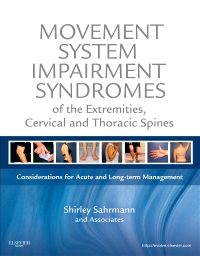 cover image - Movement System Impairment Syndromes of the Extremities, Cervical and Thoracic Spines - Elsevier eBook on VitalSource