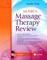 cover image - Mosby's Massage Therapy Review - Elsevier eBook on VitalSource,3rd Edition