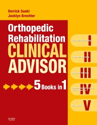 cover image - Orthopedic Rehabilitation Clinical Advisor - Elsevier eBook on VitalSource