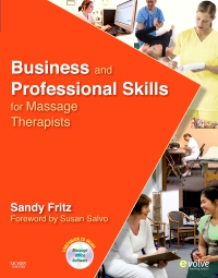 cover image - Business and Professional Skills for Massage Therapists - Elsevier eBook on VitalSource