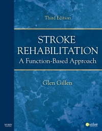 cover image - Stroke Rehabilitation - Elsevier eBook on VitalSource,3rd Edition