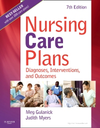 cover image - Nursing Care Plans - Elsevier eBook on VitalSource,7th Edition