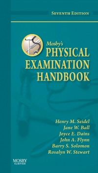 cover image - Mosby's Physical Examination Handbook - Elsevier eBook on VitalSource,7th Edition