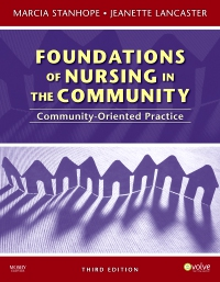 cover image - Foundations of Nursing in the Community - Elsevier eBook on VitalSource,3rd Edition