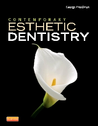 cover image - Contemporary Esthetic Dentistry - Elsevier eBook on VitalSource