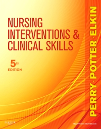 cover image - Nursing Interventions & Clinical Skills - Elsevier eBook on VitalSource,5th Edition