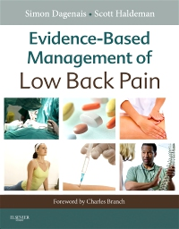 cover image - Evidence-Based Management of Low Back Pain - Elsevier eBook on VitalSource
