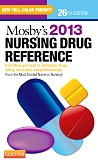 cover image - Mosby's 2013 Nursing Drug Reference - Elsevier eBook on VitalSource,26th Edition