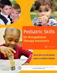 cover image - Pediatric Skills for Occupational Therapy Assistants,4th Edition