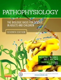 cover image - Pathophysiology - Elsevier eBook on VitalSource,7th Edition