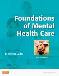 cover image - Foundations of Mental Health Care - Elsevier eBook on VitalSource,5th Edition