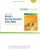 cover image - Mosby's Nursing Assistant Video Skills: Student Online,3rd Edition