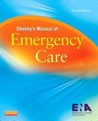 cover image - Sheehy's Manual of Emergency Care - Elsevier eBook on VitalSource,7th Edition