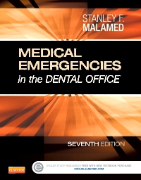 cover image - Medical Emergencies in the Dental Office,7th Edition