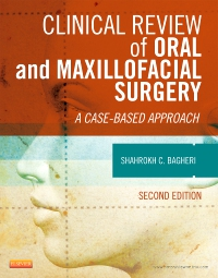 cover image - Clinical Review of Oral and Maxillofacial Surgery,2nd Edition