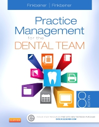 cover image - Practice Management for the Dental Team,8th Edition