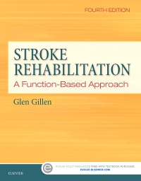 cover image - Stroke Rehabilitation,4th Edition