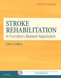 cover image - Stroke Rehabilitation,4th Edition