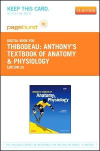cover image - Anthony's Textbook of Anatomy & Physiology - Elsevier eBook on VitalSource (Retail Access Card),20th Edition