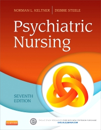 cover image - Psychiatric Nursing,7th Edition