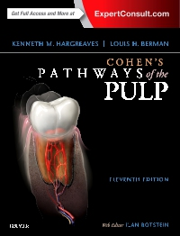 cover image - Cohen's Pathways of the Pulp Expert Consult - Elsevier eBook on VitalSource,11th Edition