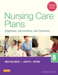 cover image - Nursing Care Plans - Elsevier eBook on VitalSource,8th Edition