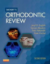 cover image - Mosby's Orthodontic Review,2nd Edition