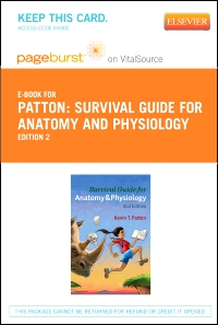 cover image - Survival Guide for Anatomy & Physiology - Elsevier eBook on VitalSource (Retail Access Card),2nd Edition